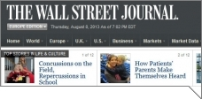 The Wall Street Journal poleca Sacrum Profanum